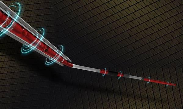 ウェザーフォードのTR1Pは、世界で初めて唯一の遠隔作動型のシングルトリップ水深補完システムです。 (Image:ウェザーフォード)