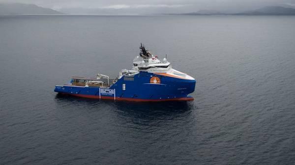 今年の初め、Horizon MaritimeはBourbon Arcticを購入し、現在はHorizon Arcticという名前で航行しています(写真:Horizon Maritime)