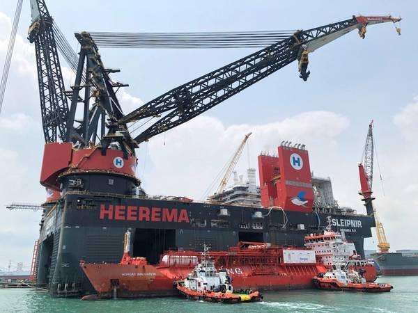 (Фото: Heerema Marine Contractors)