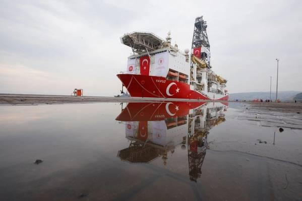 (फोटो: तुर्की ऊर्जा और प्राकृतिक संसाधन मंत्रालय)
