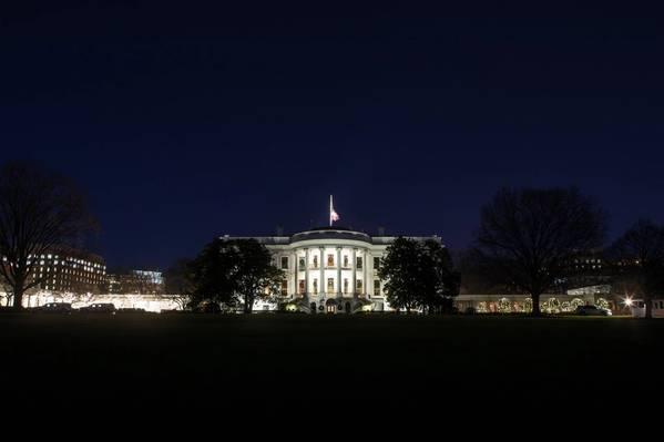 (Foto oficial de la Casa Blanca por Keegan Barber)