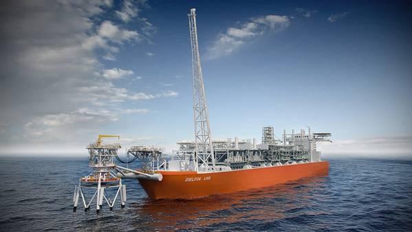 (Imagem: Delfin LNG)
