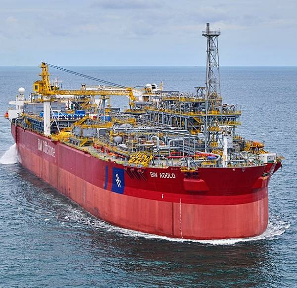 BW Adolo FPSO (Фото: BW Offshore)