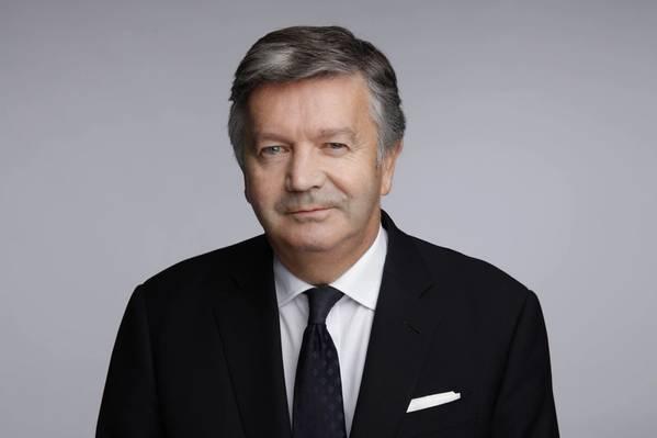 Allen Leatt, CEO de la Asociación Internacional de Contratistas Marinos (IMCA) (Foto: IMCA)