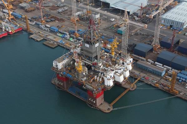 In Betrieb: ein Mittelbau-Neuaufbau (Foto: Bjorn Ivarsen)