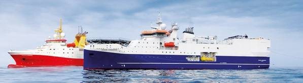 Bild: Shearwater GeoServices Holding