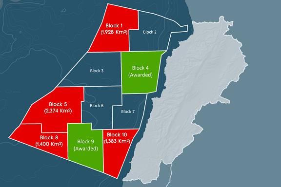 Blocos abertos para a segunda rodada de licenciamento offshore de acordo com a recomendação da LPA (Imagem: LPA)
