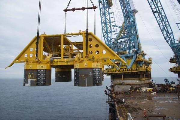 Intensivo en talento: una hazaña de ingeniería de Equinor en alta mar (Foto: Equinor)
