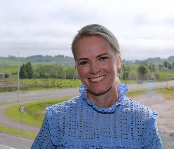 Karianne Amundsen, διευθυντής περιοχής της Σκανδιναβίας με την Tendeka (Φωτογραφία: Tendeka)