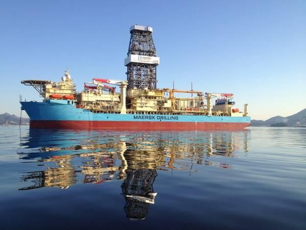 Maersk Voyager (Φωτογραφία: Γεώτρηση Maersk)