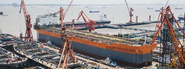 Η Prosperity FPSO θα χρησιμοποιήσει ένα σχέδιο που αναπαράγει σε μεγάλο βαθμό το σχεδιασμό της Liza Unity FPSO (Φωτογραφία: SBM Offshore)
