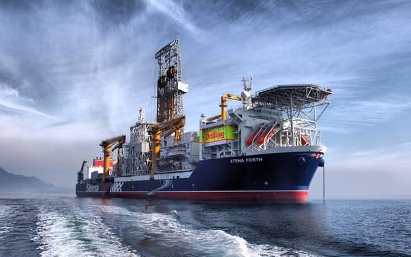 Stena Forth (Foto: Stena Drilling)