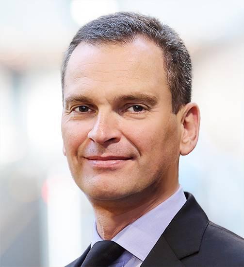 TechnipFMCのSubseaプレジデント、Arnaud Pieton氏(写真:TechnipFMC)