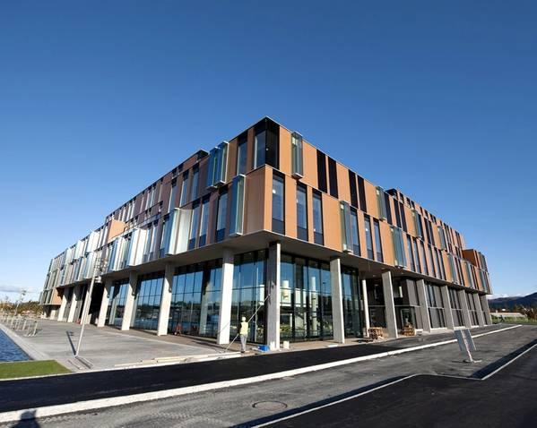 Wachstumsplattform: Hauptsitz von Wintershall Norge in Stavanger (Foto: Wintershall)