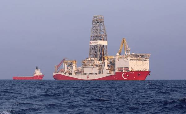 Yavuz (Foto: Ministro da Energia e Recursos Naturais da Turquia)