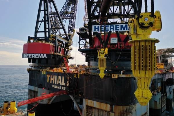 Credit: Heerema Marine Contractors
