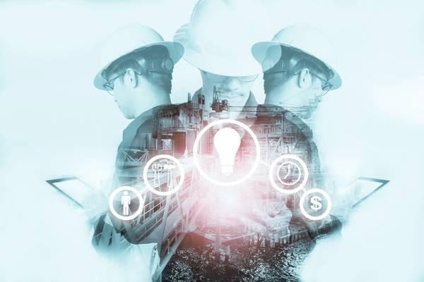 A digital oilworker. Image: BV