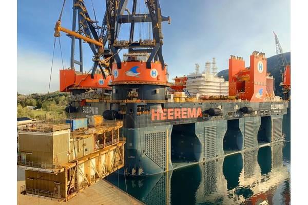 Image Credit: Heerema Marine Contractors