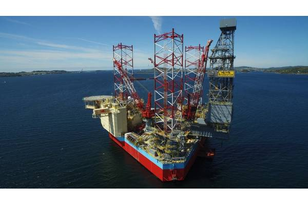 Maersk Integrator - Credit: Maersk Drilling