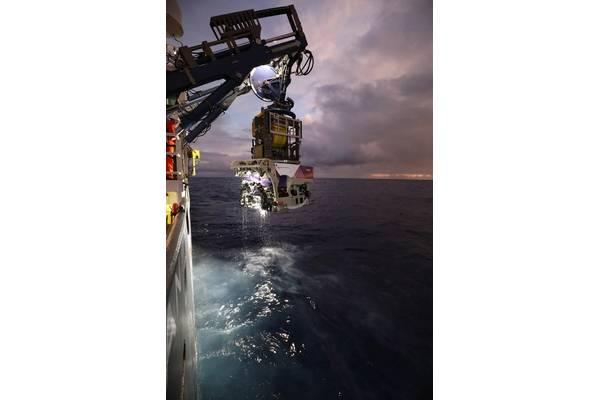 TechnipFMC's Gemini ROV. Photo from TechnipFMC.