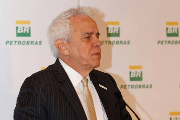 रॉबर्टो कास्टेलो ब्रैंको ने जनवरी में पेट्रोब्रास के राष्ट्रपति के रूप में पदभार संभाला (फोटो: पेट्रोब्रास)