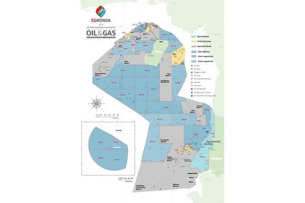 (图片:赤道几内亚矿业和碳氢化合物部)