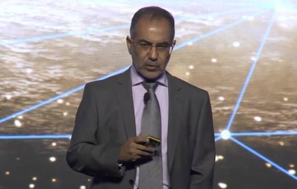 ADNOCのSVP、テクニカルセンターであるQasem Al Kayoumi氏(写真:ハリバートン)