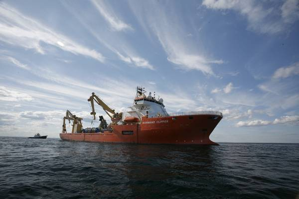 Normand Clipper (Foto: Global Offshore)