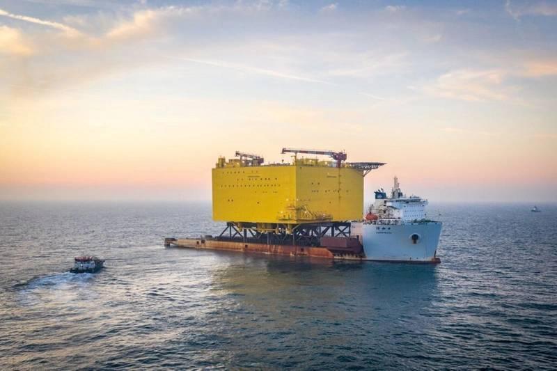 Keppel Fels Aibel Ink Major Renewables Gig