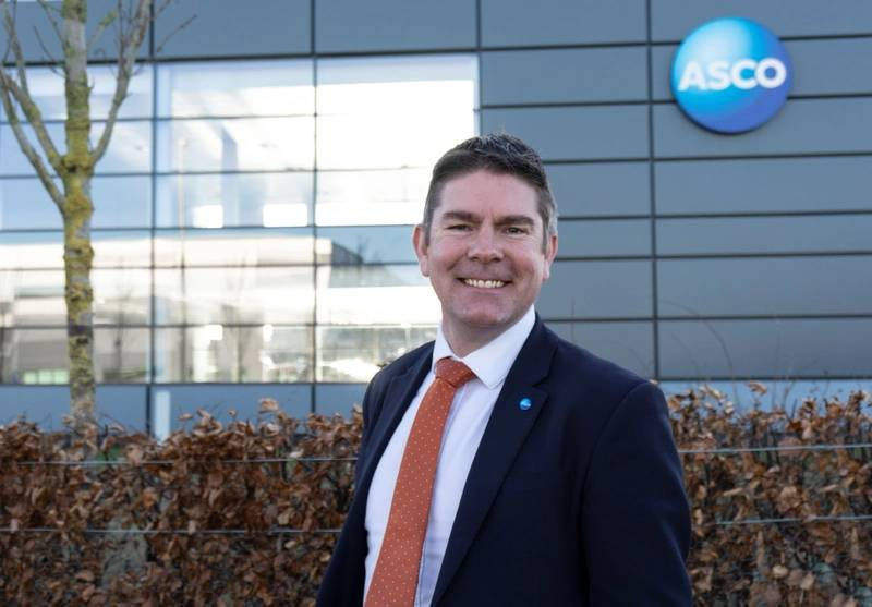 New Manager of ASCO's Lifting Branch Eyes North Sea Growth