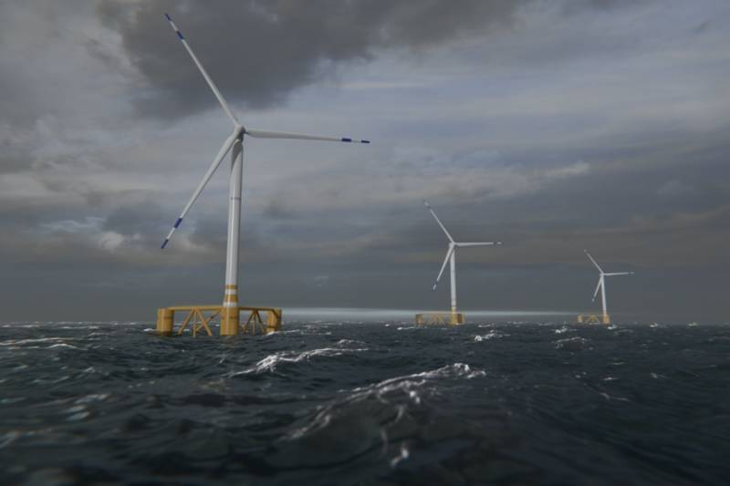 Odfjell Oceanwind, Siemens Gamesa, Siemens Energy Collaborate on Floating Mobile Offshore Wind Units