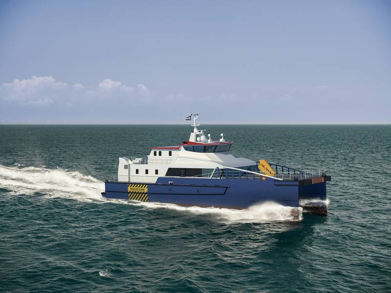 Damen New Fast Crew Supplier For Us Market