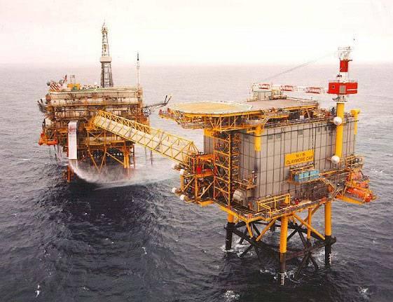 North Sea Fields Shut For Pipeline Repairs