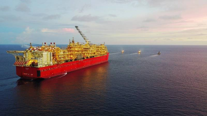 Shell Sees More FLNG Opportunities