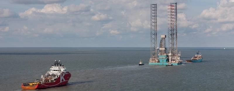 Mol Norge Gets Drilling Permit